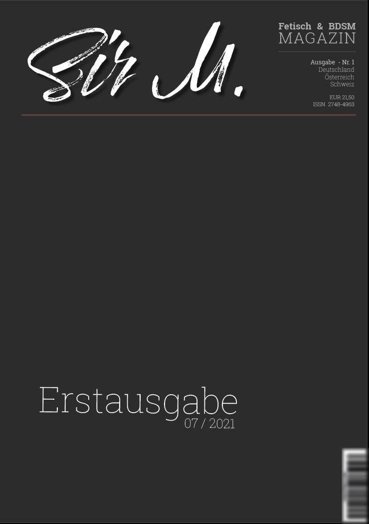 Sir M -fetisch bdsm Magazin