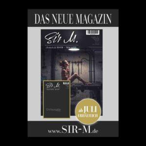 Sir M fetisch bdsm Magazin